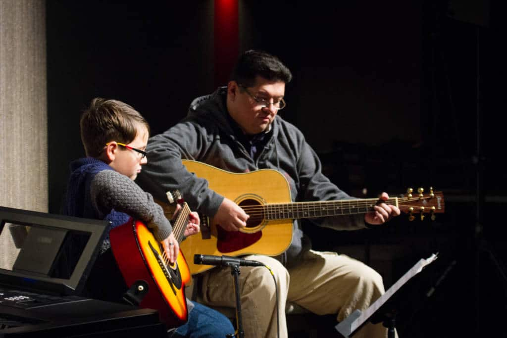 Guitar Lessons San Antonio