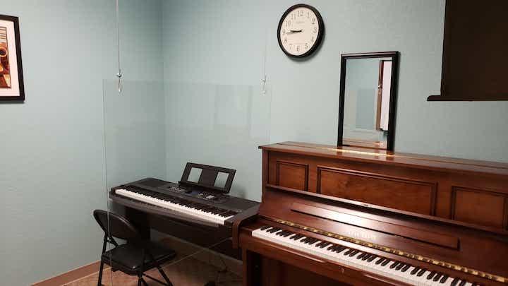 Piano Lessons San Antonio